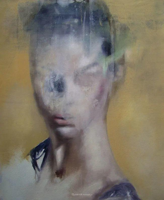 """诠释""""易碎""""人体,哥伦比亚画家耶苏斯·莱吉扎莫插图97"""