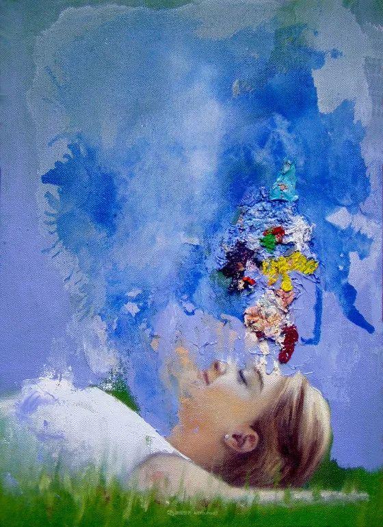 """诠释""""易碎""""人体,哥伦比亚画家耶苏斯·莱吉扎莫插图103"""