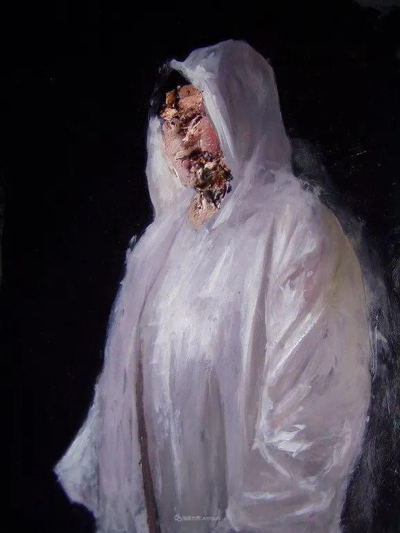 """诠释""""易碎""""人体,哥伦比亚画家耶苏斯·莱吉扎莫插图109"""