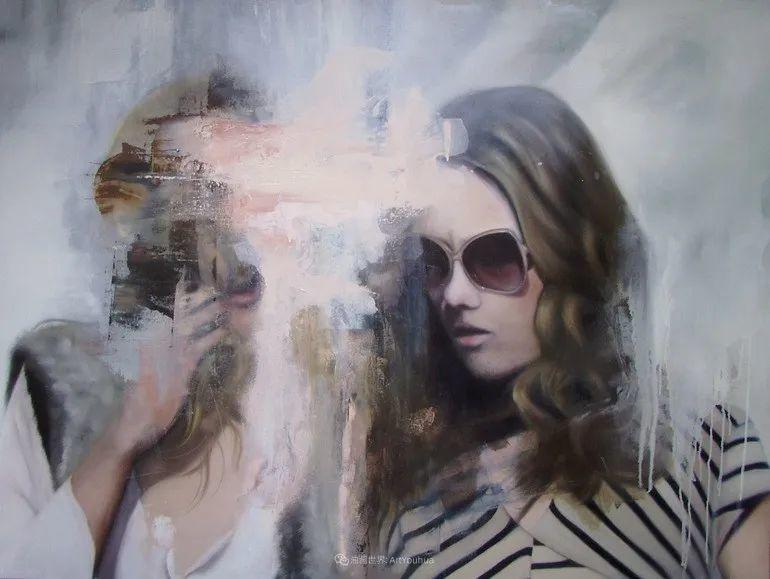 """诠释""""易碎""""人体,哥伦比亚画家耶苏斯·莱吉扎莫插图113"""