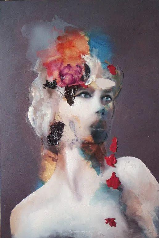 """诠释""""易碎""""人体,哥伦比亚画家耶苏斯·莱吉扎莫插图119"""