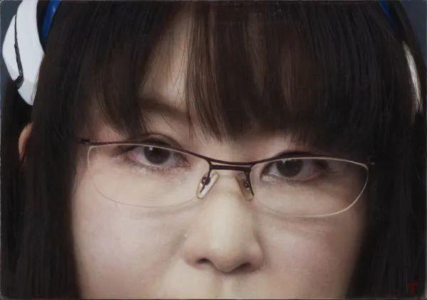 描绘瑕疵的耽美,日本写实画家石黑贤一郎插图13