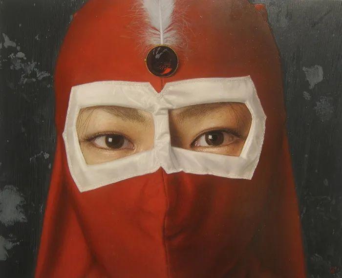 描绘瑕疵的耽美,日本写实画家石黑贤一郎插图17