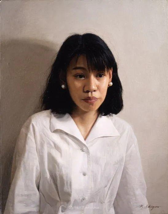 描绘瑕疵的耽美,日本写实画家石黑贤一郎插图23