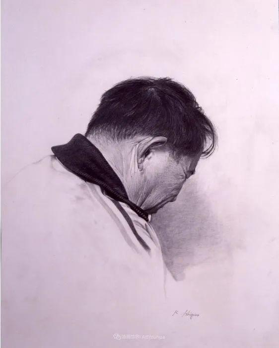 描绘瑕疵的耽美,日本写实画家石黑贤一郎插图37