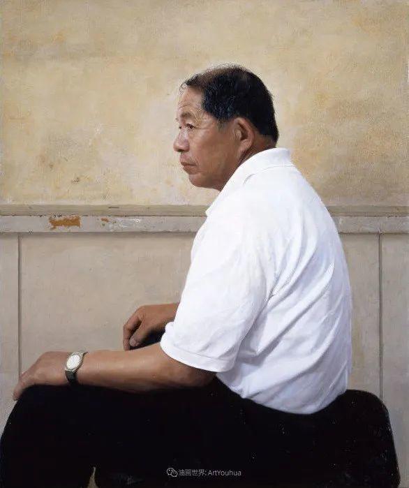 描绘瑕疵的耽美,日本写实画家石黑贤一郎插图41