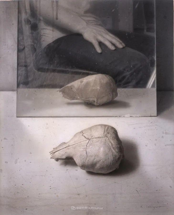 描绘瑕疵的耽美,日本写实画家石黑贤一郎插图61