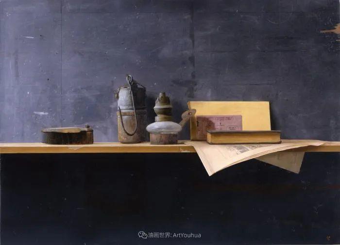 描绘瑕疵的耽美,日本写实画家石黑贤一郎插图75