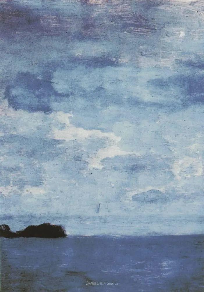 独树一帜的天才,画中有诗,可惜英年早逝!插图151