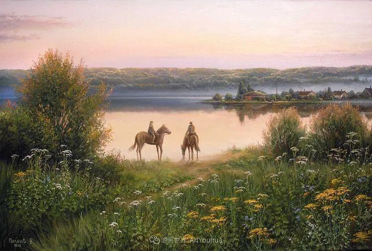 80后俄罗斯画家写实风景,美如画!插图11