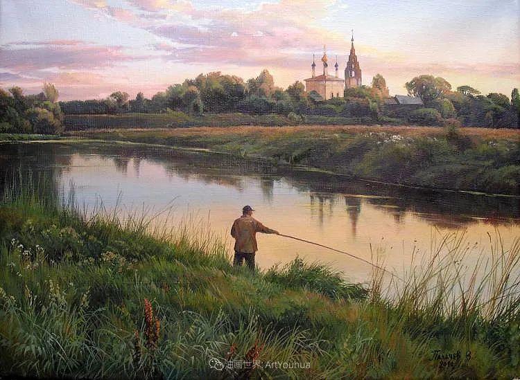 80后俄罗斯画家写实风景,美如画!插图13