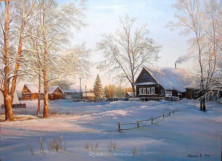 80后俄罗斯画家写实风景,美如画!插图17