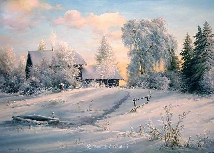 80后俄罗斯画家写实风景,美如画!插图19