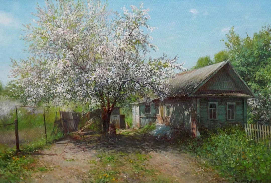 80后俄罗斯画家写实风景,美如画!插图21