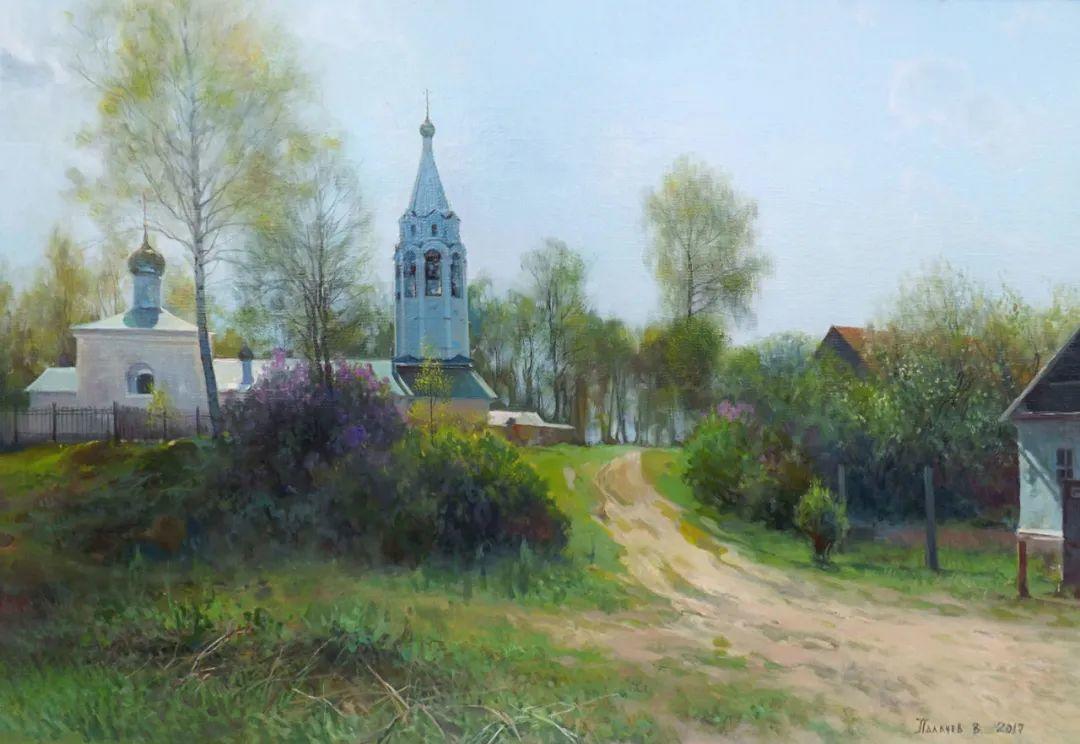 80后俄罗斯画家写实风景,美如画!插图23