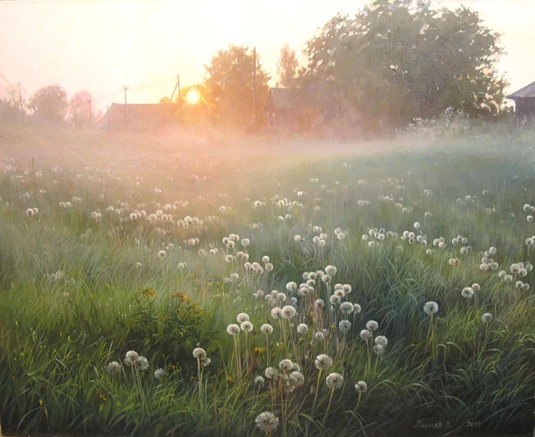 80后俄罗斯画家写实风景,美如画!插图25