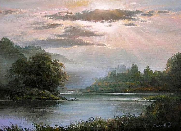 80后俄罗斯画家写实风景,美如画!插图27