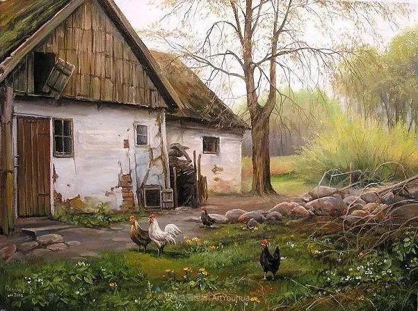 80后俄罗斯画家写实风景,美如画!插图37