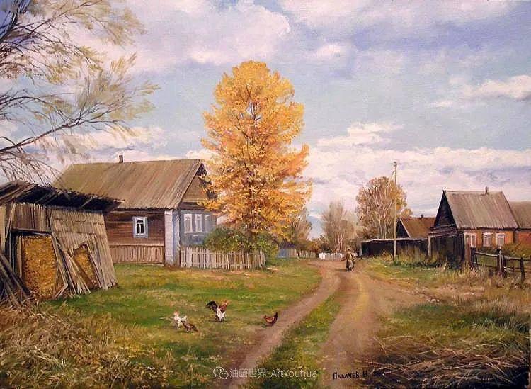 80后俄罗斯画家写实风景,美如画!插图39