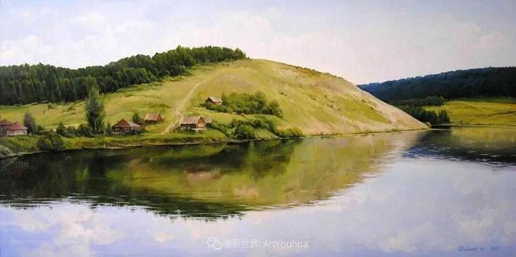 80后俄罗斯画家写实风景,美如画!插图49