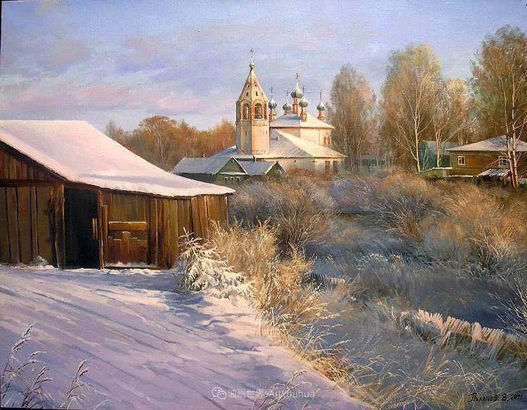 80后俄罗斯画家写实风景,美如画!插图65