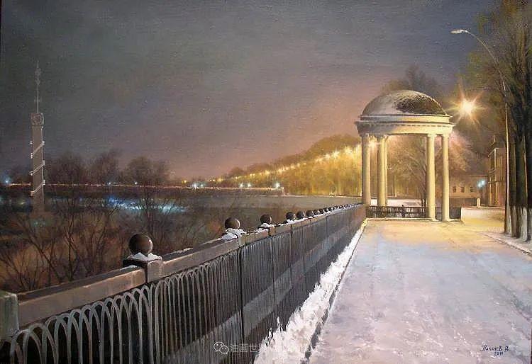 80后俄罗斯画家写实风景,美如画!插图71