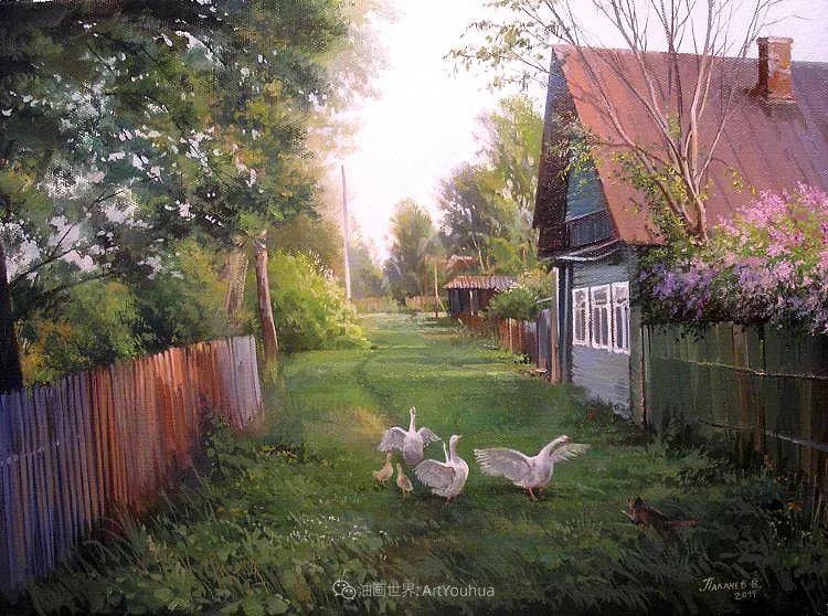 80后俄罗斯画家写实风景,美如画!插图73