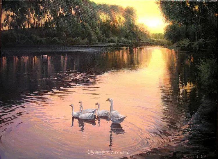 80后俄罗斯画家写实风景,美如画!插图79