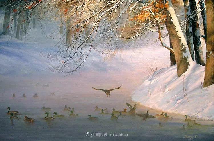 80后俄罗斯画家写实风景,美如画!插图83