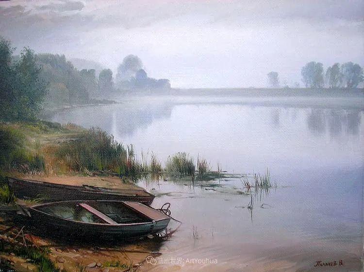 80后俄罗斯画家写实风景,美如画!插图87