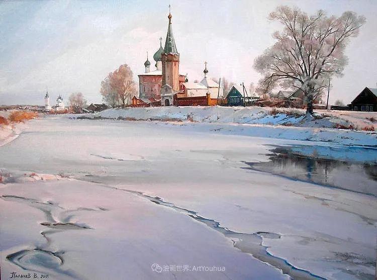 80后俄罗斯画家写实风景,美如画!插图95
