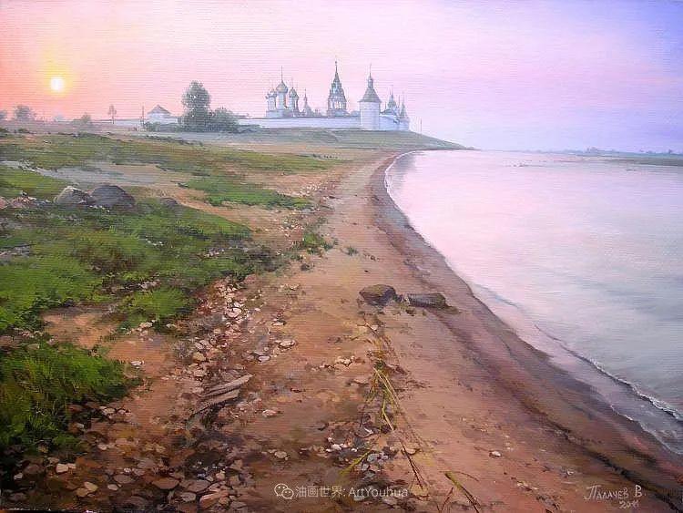 80后俄罗斯画家写实风景,美如画!插图97