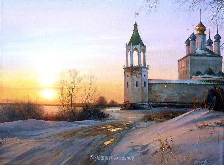 80后俄罗斯画家写实风景,美如画!插图101