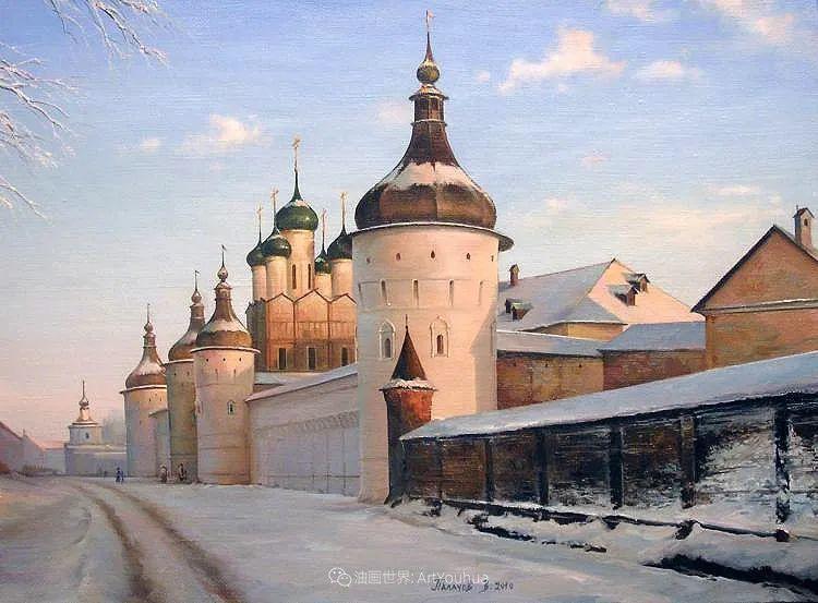80后俄罗斯画家写实风景,美如画!插图103