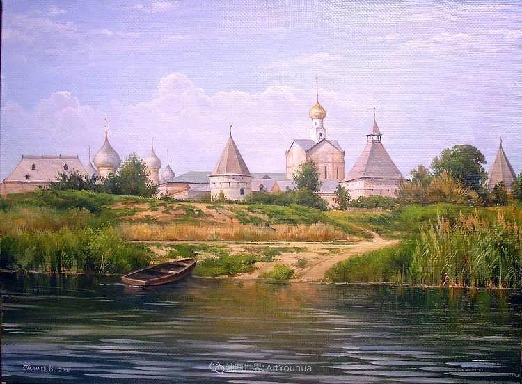 80后俄罗斯画家写实风景,美如画!插图105