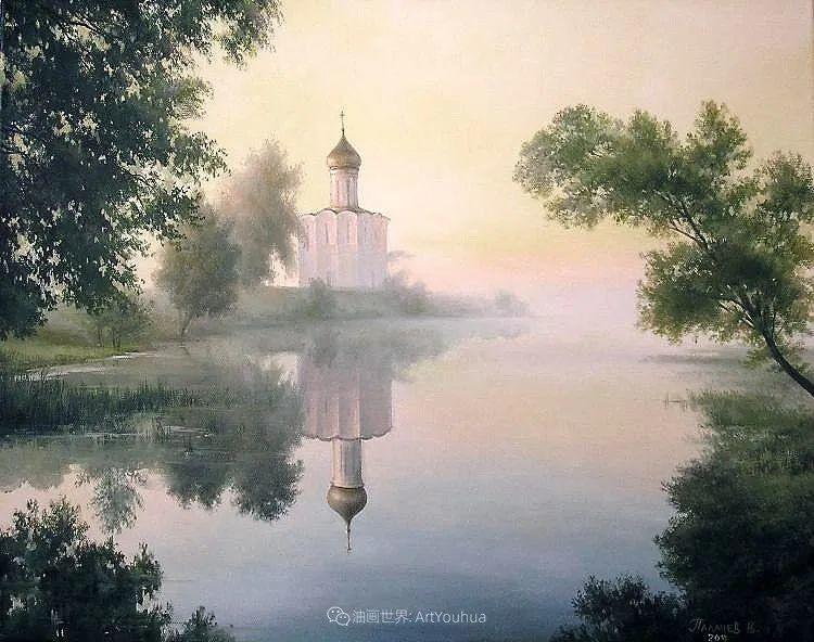 80后俄罗斯画家写实风景,美如画!插图109