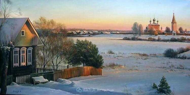 80后俄罗斯画家写实风景,美如画!插图115