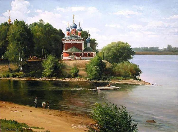 80后俄罗斯画家写实风景,美如画!插图117