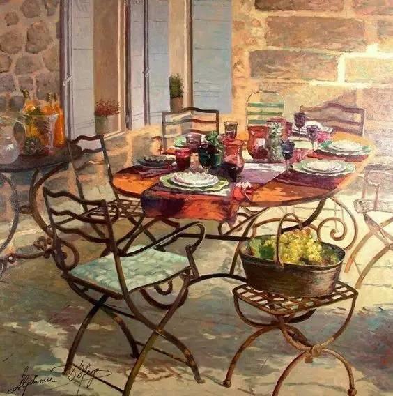 光与色的交响乐,美妙的花园景色插图35