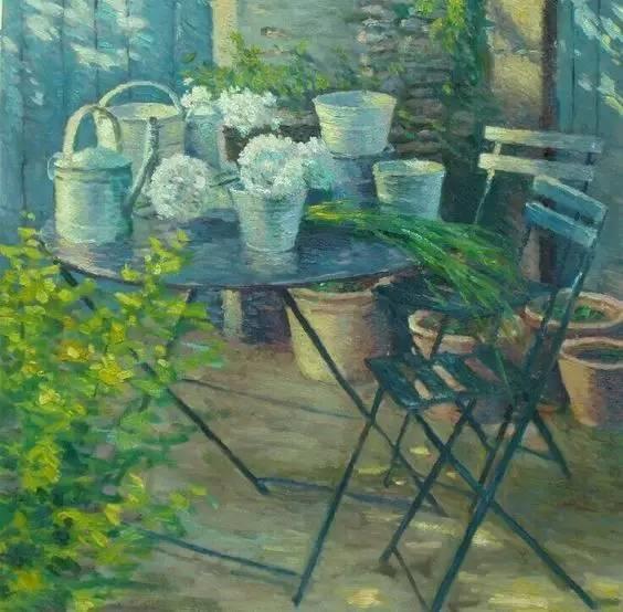 光与色的交响乐,美妙的花园景色插图37