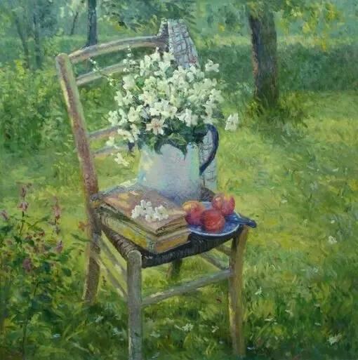光与色的交响乐,美妙的花园景色插图41