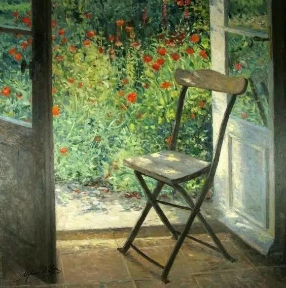 光与色的交响乐,美妙的花园景色插图49