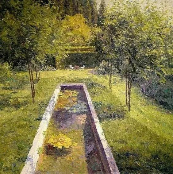 光与色的交响乐,美妙的花园景色插图63