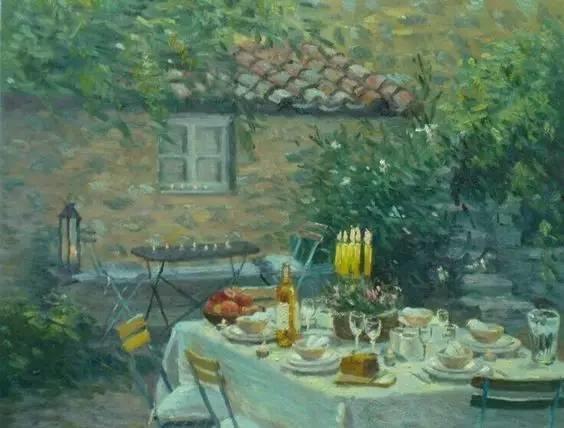 光与色的交响乐,美妙的花园景色插图77