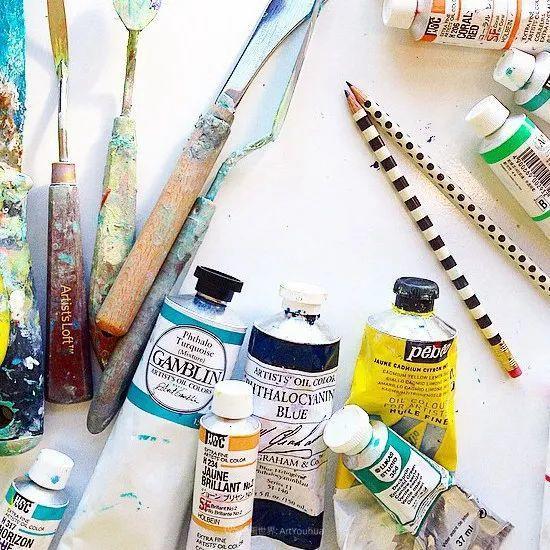 她让油画颜料像奶油,绘出厚重富有立体感的花卉,惊艳!插图29