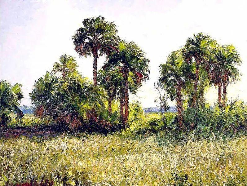 他自学成才,被称为是佛罗里达州画家的院长插图25