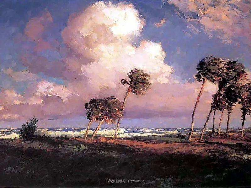 他自学成才,被称为是佛罗里达州画家的院长插图37