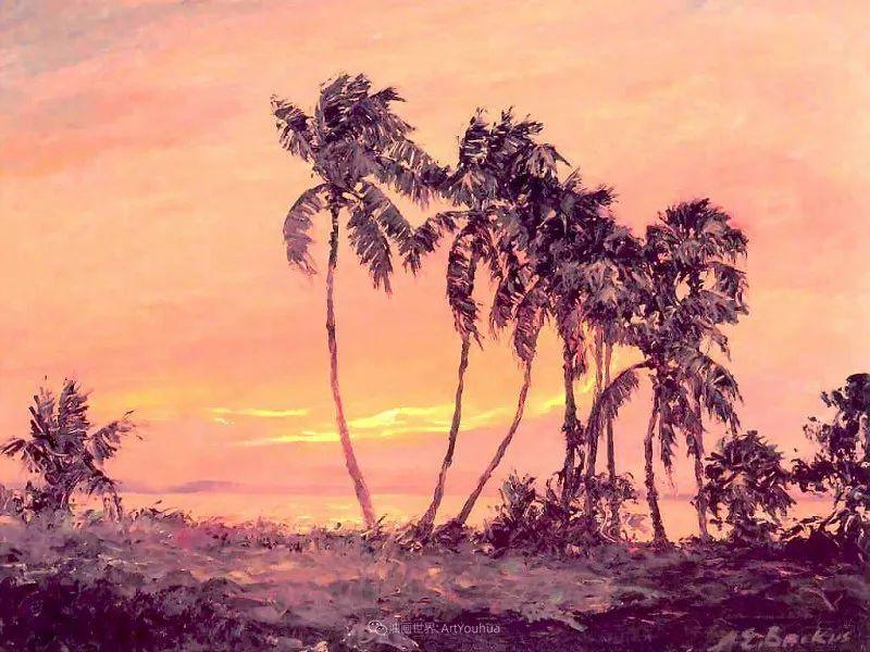 他自学成才,被称为是佛罗里达州画家的院长插图119