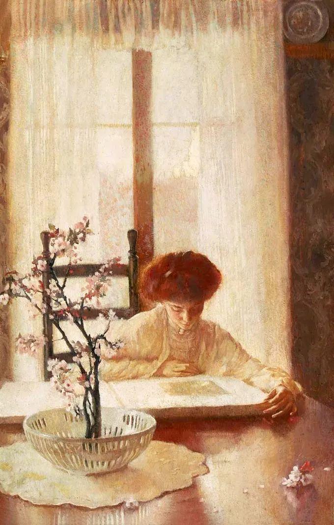 他不是文学家,但有一种罕见的审美观,那就是绘画之诗插图67
