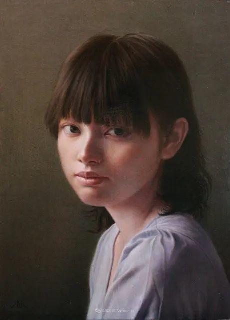 作品细腻逼真,日本超写实画家冨所龍人插图29